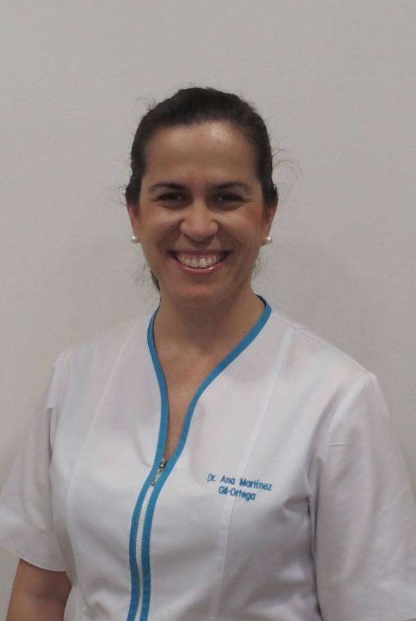 Dra. Ana Martínez Gil-Ortega